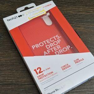 Tech 21 Drop Protection iPhone XR Case